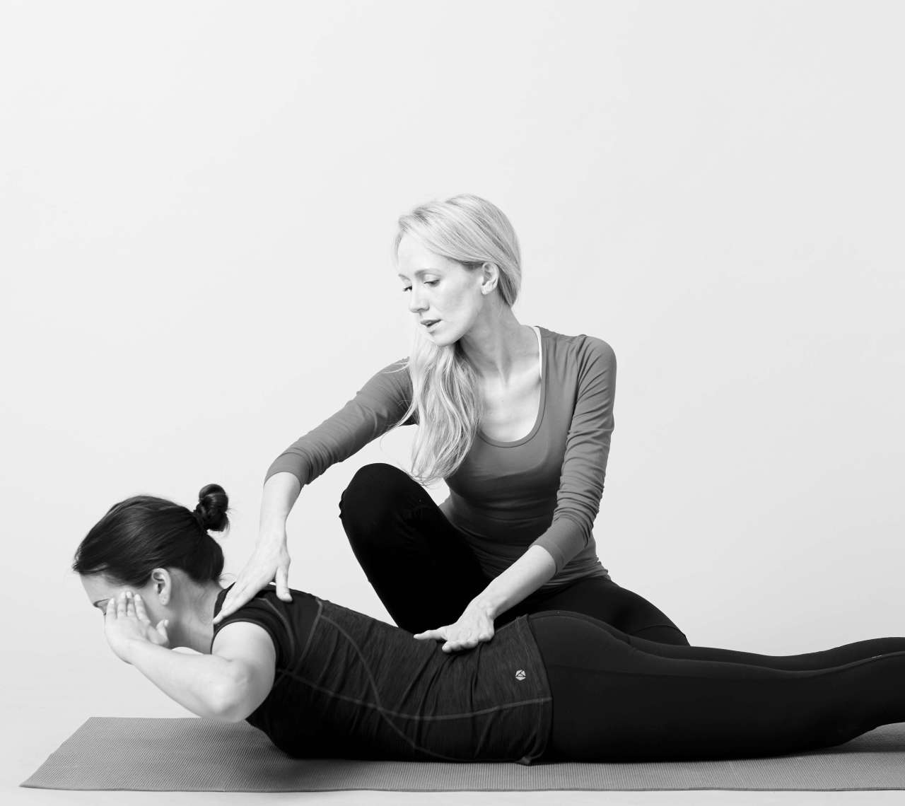 Felicity McDonald Total Body Training Pilates London Teaching